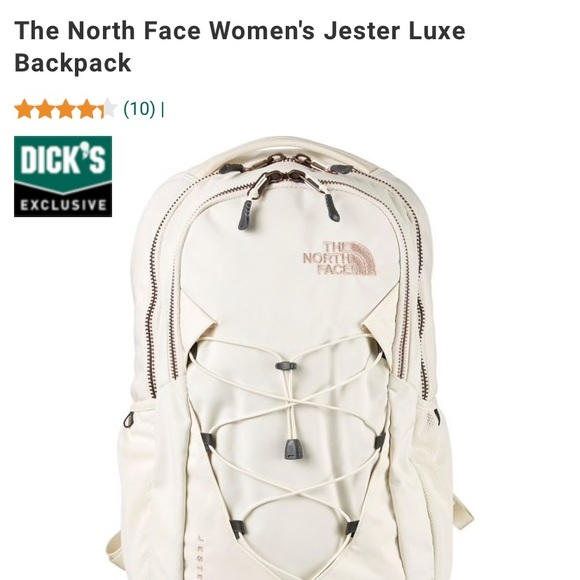 eceb39257 North Face Jester luxe backpack